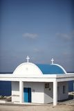 Church in Cyprus Stock Photography
