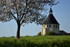 Church in Czech Republic Royalty Free Stock Photography