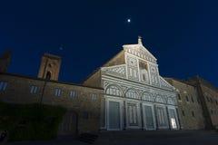 Church in dark Stock Photos