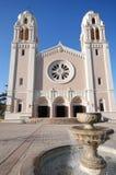 church de保罗・ vincent的st 图库摄影