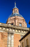 The Church de San Andres in Madrid, Spain Royalty Free Stock Photography