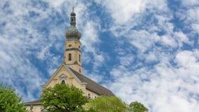 Church Deggendorf stock footage