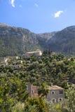 Church of Deia Royalty Free Stock Photo