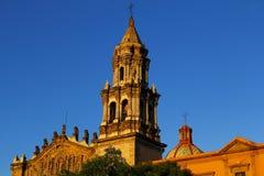Church del carmen I Stock Images
