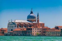 The Church del Santissimo Redentore in Venice Royalty Free Stock Photo