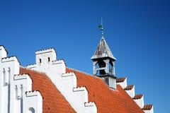 Church in denmark Stock Images