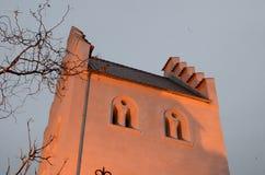 Church in Denmark Stock Photography