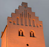 Church in Denmark Royalty Free Stock Photo