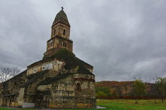 Church from Densus Stock Photo