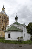 Church of the Deposition of the Robe (Rizopolozhenskaya) on a Mzhara. Stock Photography