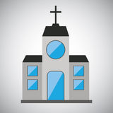 Church design Royalty Free Stock Photo