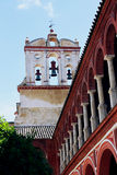 Church detail in Cordoba, Spain Royalty Free Stock Photography