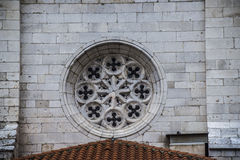 Church details Valladolid Royalty Free Stock Photo