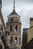 Church details Valladolid Royalty Free Stock Photography