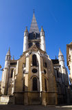 A Church In Dijon City Royalty Free Stock Photo