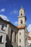 Church of Dinkelsbühl Royalty Free Stock Image