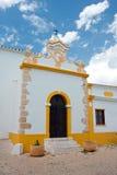 Church of the Divine Savior, Alvor, Portugal. Stock Photos