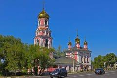Church in Dmitrov Stock Photos