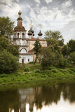 Church Dmitry Prilutsky in Vologda Stock Images