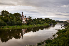 Church Dmitry Prilutsky in Vologda Royalty Free Stock Images