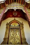 Church in Doi Suthep, Chiang Mai, Thailand Stock Image