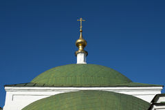 Church dome Royalty Free Stock Image