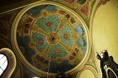 Church dome in Krakow Poland Royalty Free Stock Photos