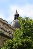 Church dome in London England Stock Photos
