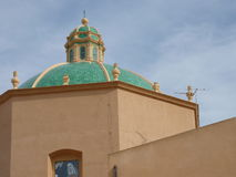 Church dome in Marsala. Royalty Free Stock Photos