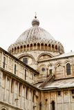 Church and Dome in Pisa royalty free stock photography