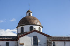 Church domes Royalty Free Stock Photography