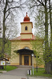Church in Donovaly Stock Photography