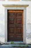 Church door Royalty Free Stock Photography