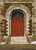 Church Door Royalty Free Stock Image
