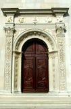 Church-Door stock photos