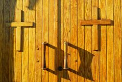 Free Church Door Stock Photography - 4309362