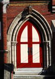 Church door Stock Images