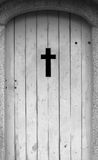 Church Door stock photos