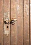 Church door Stock Images