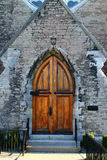 Church door Stock Image