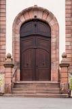 Old Door Stock Photo