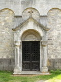 Church door Royalty Free Stock Photos