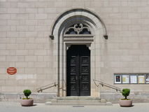 Church Doorway Stock Photos