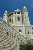 Church of the dormition, Jerusalem Stock Photo