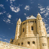 Church of the Dormition, Jerusalem Stock Image