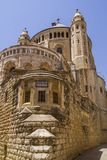 Church Of Dormition - Jerusalem, Israel. Royalty Free Stock Photo