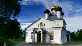 Church Dormition of the Mother of God Royalty Free Stock Image