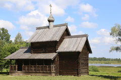 Church of the Dormition of the Mother of God in Veliky Novgorod Royalty Free Stock Photos