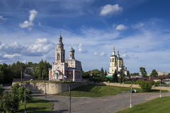Church of the Dormition of Serpukhov Royalty Free Stock Image