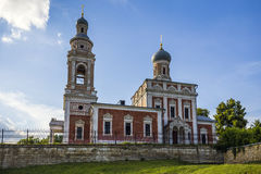Church of the Dormition of Serpukhov Stock Images